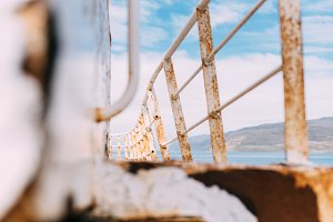 Details of a Rusted Ship (1/6)