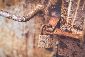 Details of a Rusted Ship (4/6)