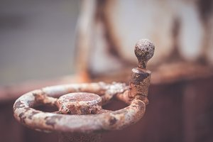 Details of a Rusted Ship (6/6)