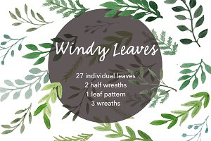 Windy Leaves