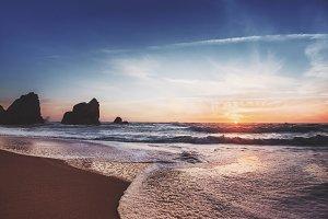 Atlantic coast. Sintra