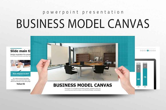 Office PowerPoint Template Presentation Templates Creative Market – Office Powerpoint Template