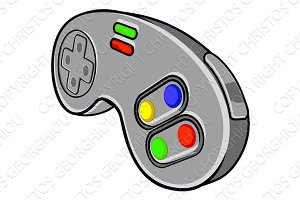 Video Games Controller