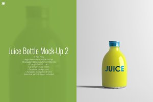 Juice Bottle Mock-Up 2