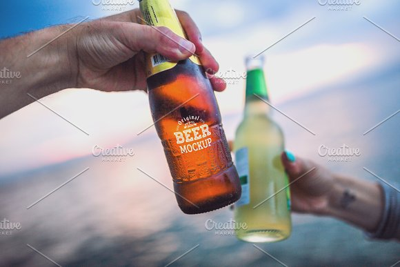 Beer Mock-up#81