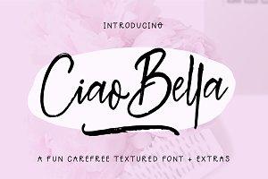 Ciao Bella Font + Extras