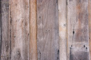 Texture slat surface wooden wall
