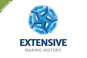 Extensive Logo