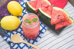 watermelon smoothies fruit for diet