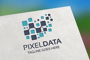 PixelData Logo
