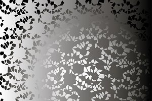 Lace floral wallpaper pattern