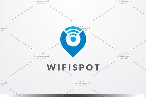 Wifi Spot Logo
