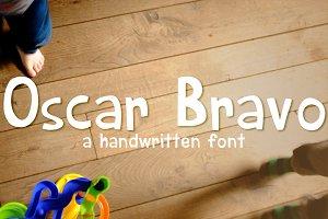 Oscar Bravo Font