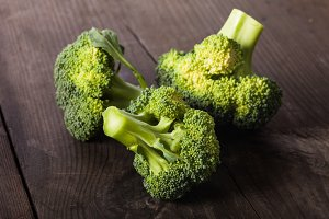 Green broccoli