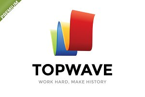 Top Wave Logo