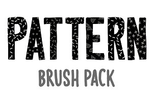Pattern Brush Pack for Procreate