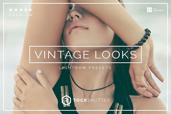 Vintage Looks Lightroom Presets