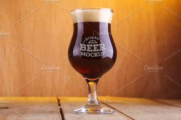 Beer Mock-up#84