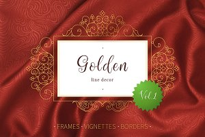 Golden Line Decor Vol.1