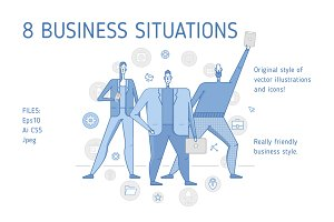8 Business situations