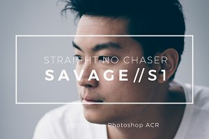 SAVAGE // S1 Lightroom + ACR Preset
