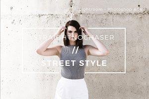 Street Style Lightroom + ACR Preset