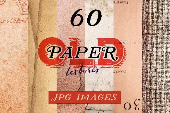 60 Old Paper Backgrounds Free Demo