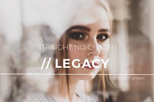 Legacy Lightroom Preset: Film tones