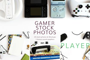Gamer Nerd Stock Photos (10+ Images)