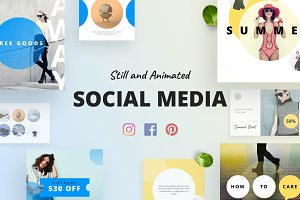 RAVI Social Media Pack