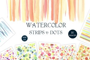 Strips and Dots