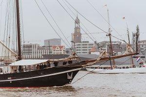 Harbour Birthday in Hamburg