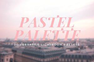 Pastel Palette Lightroom Presets