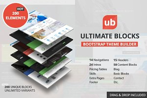 Ultimate Blocks - Theme Builder