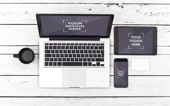 PSD Webdesign Template