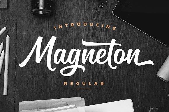 Magneton Regular