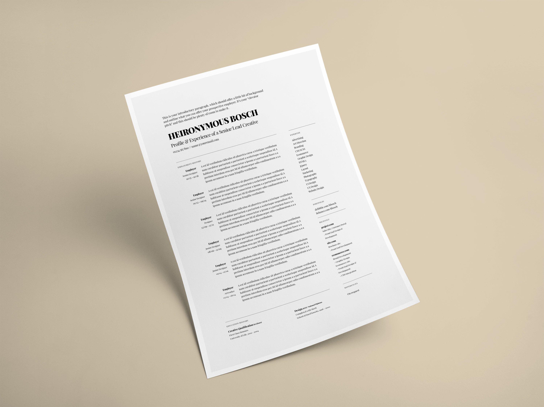 Großzügig Ux Designer Lebenslauf Ideen - Beispiel Business ...