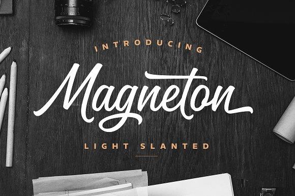 Magneton Light Slanted