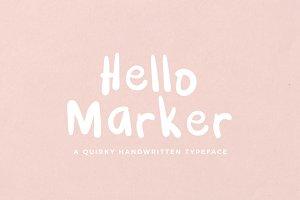 Hello Marker