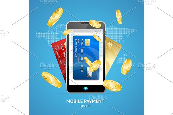 Realistic Mobile Payment Concept