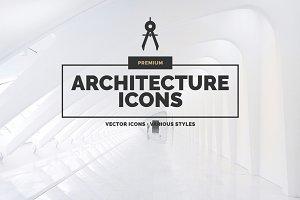 Premium »Architecture« Icons