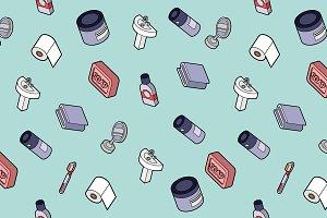 Personal hygiene pattern