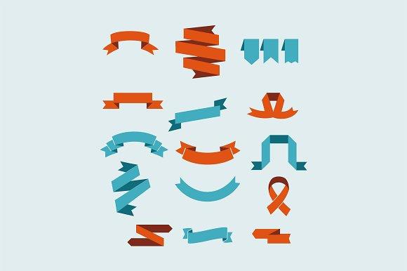 15 Ribbon Graphics