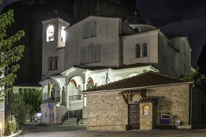 Church in Meteora
