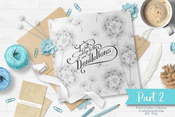 Sea Of Dandelions