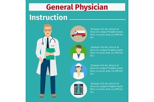 Medical equipment manual for general physician