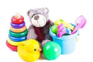 Toddler's toys
