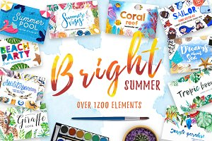 Bright summer - only $22!