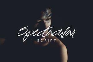 Spectacular Script
