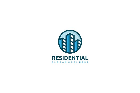 Real Estate And Buildings Logo